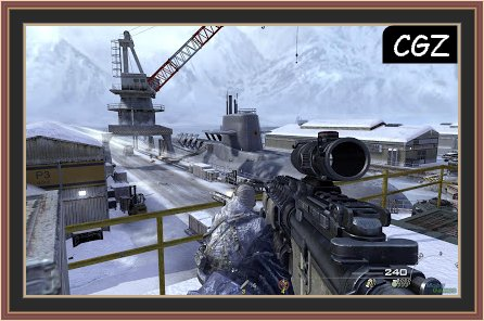 Image For Call of Duty 4 - Modern WarfarePc Download Full Screen Shot.No 3