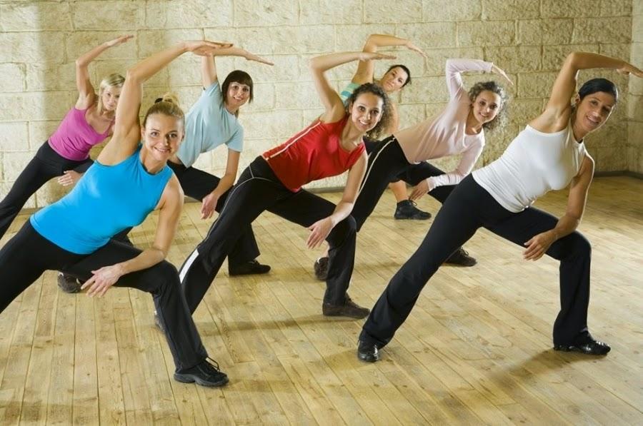 Bài tập thể dục giảm cân