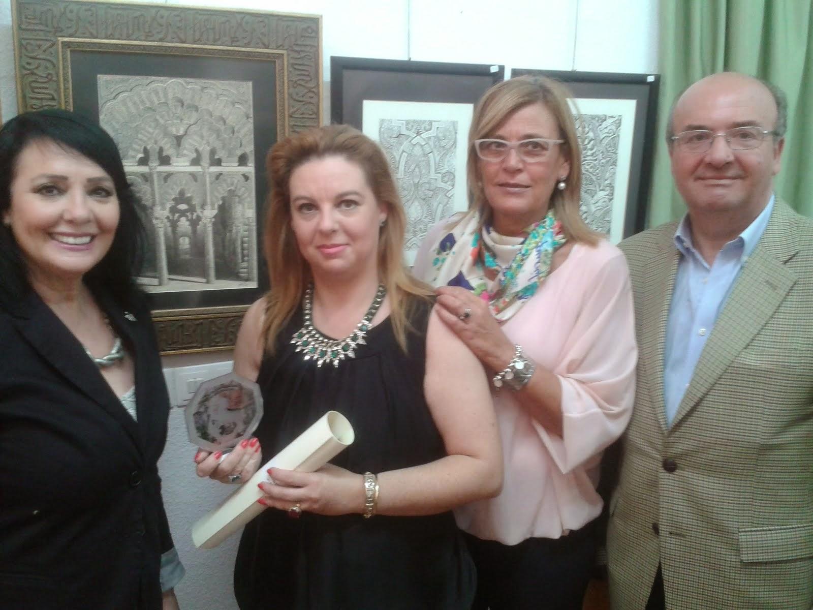 Otorgado III Premio de Pintura Federación de Peñas Cordobesas 2014
