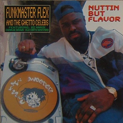 Funkmaster Flex & The Ghetto Celebs – Nuttin But Flavor (VLS) (1995) (320 kbps)