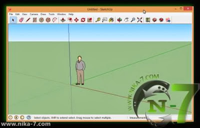 Google SketchUp Pro 2013 v13.0.4812 Gratis Full Version