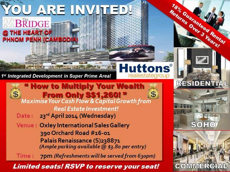 Cambodia Phnom Penh Property Talk (Free)