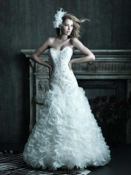 Wählen Sie ein schöne Brautkleid für Ihre Hochzeit - Beste Brautkleide