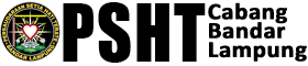 PSHT BANDAR LAMPUNG NIC-090
