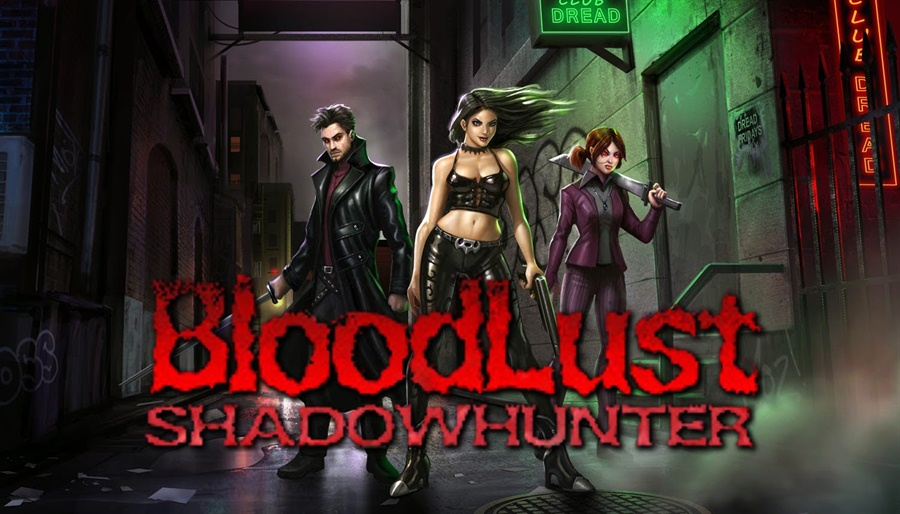 BloodLust Shadowhunter Download Poster