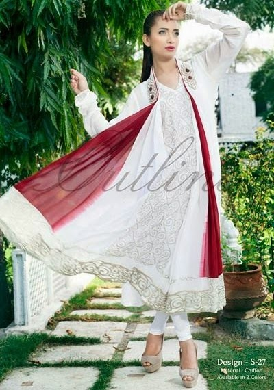 Outline Clothing Eid Collection 2014