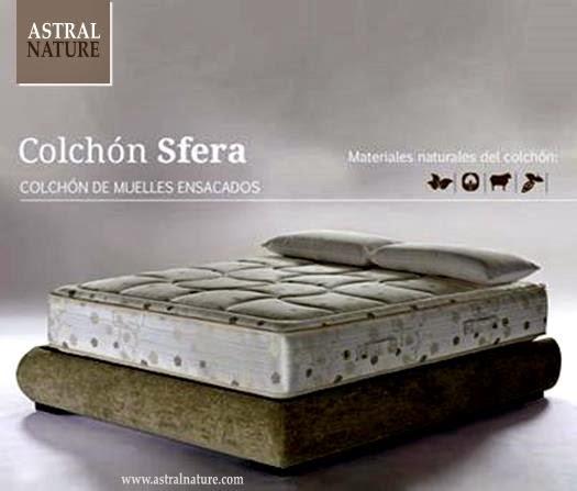 Centro Colchón: experience con colchones Astral Nature