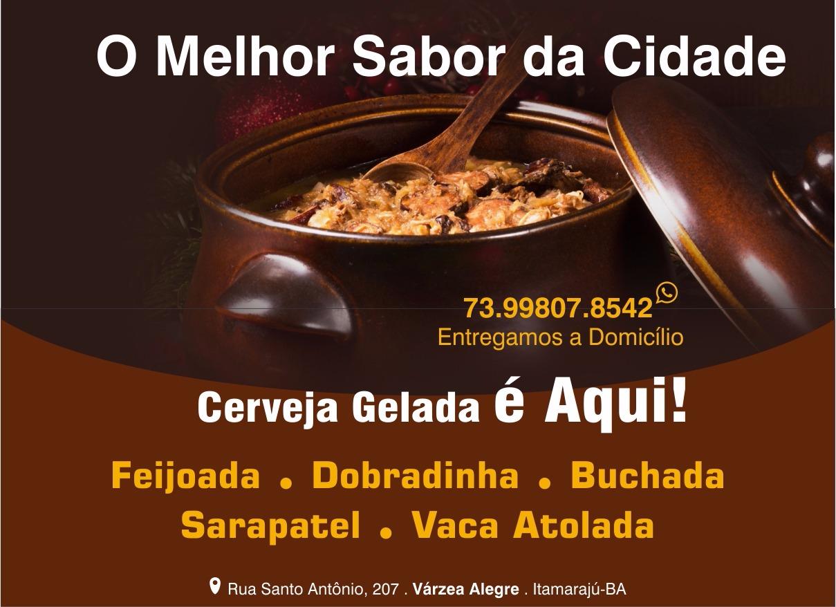 O MELHOR SABOR DA CIDADE