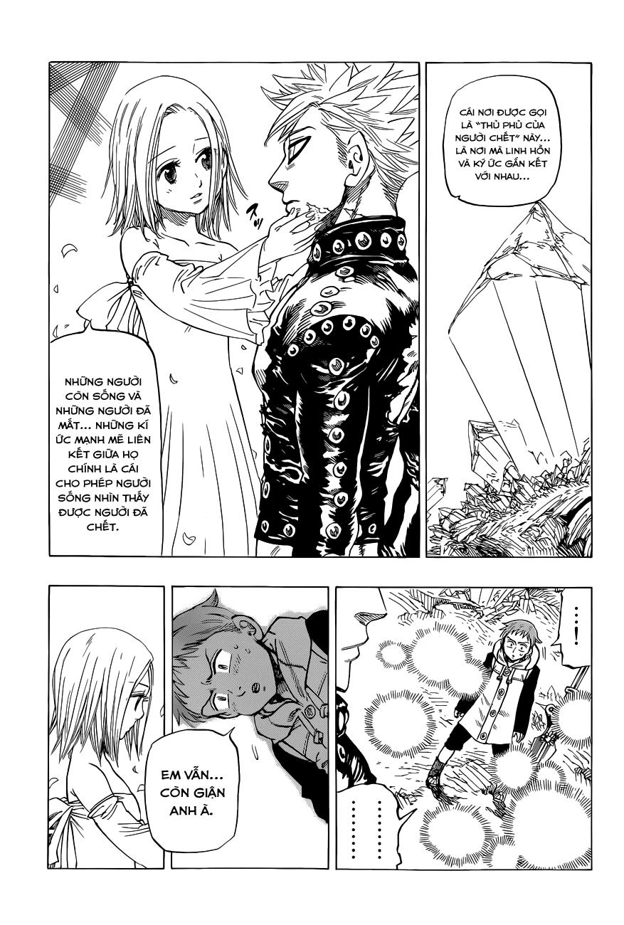 Nanatsu no Taizai - Thất Hình Đại Tội chap 23 page 12 - IZTruyenTranh.com