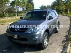 Borneo Car Rental