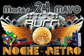 Martes 24 de mayo vuelve la fiesta retro en quilmes for Buro quilmes