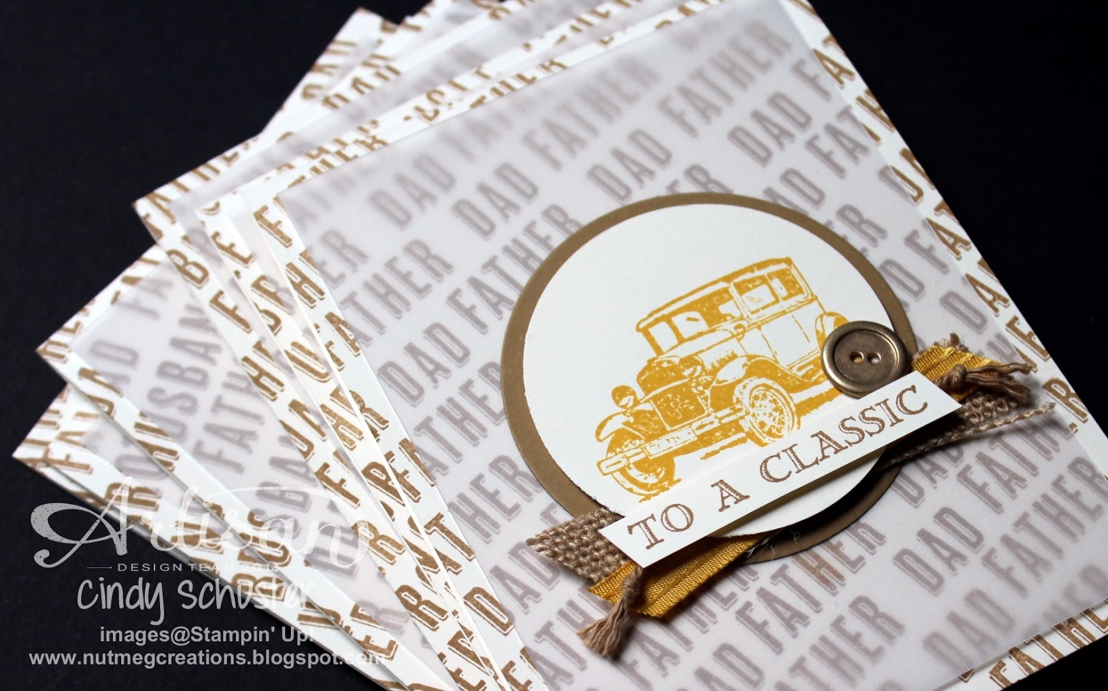 Nutmeg creations stack of guy greetings stampin up artisan blog hop welcome back to the artisan design team blog hop we are finishing up on our april 2015 box from stampin up this box was full of more brand new products kristyandbryce Images