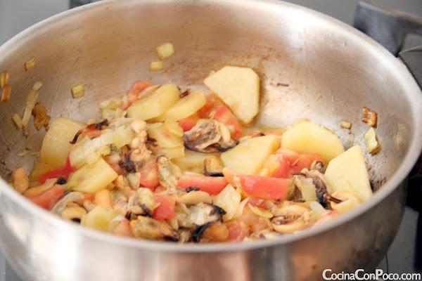 CocinaConPoco.com-receta-crema-mejillones
