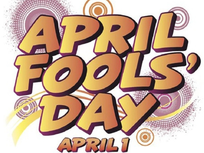 1 April - Sejarah April Mop - April Fools' Day