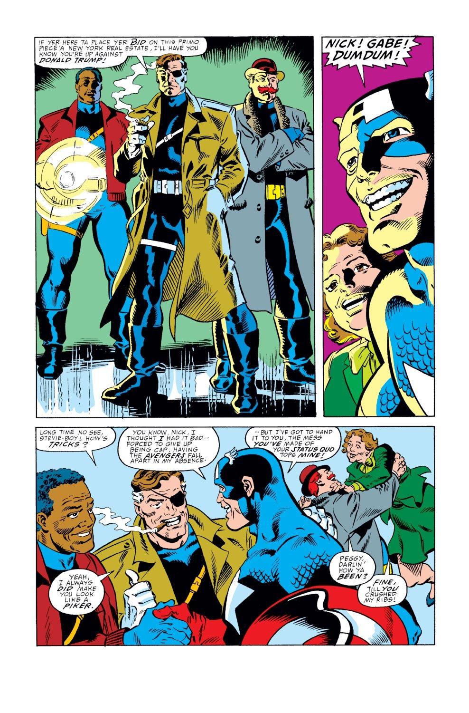 Captain America (1968) Issue #351 #283 - English 12
