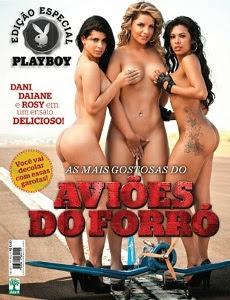 Playboy Dançarinas do Aviões do Forró Agosto 2011