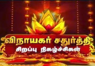Watch Sun Tv Vinayagar chaturthi 2014 Special Program Show  Promo 29th August 2014 Watch Online Free Download Youtube HD 29-08-2014