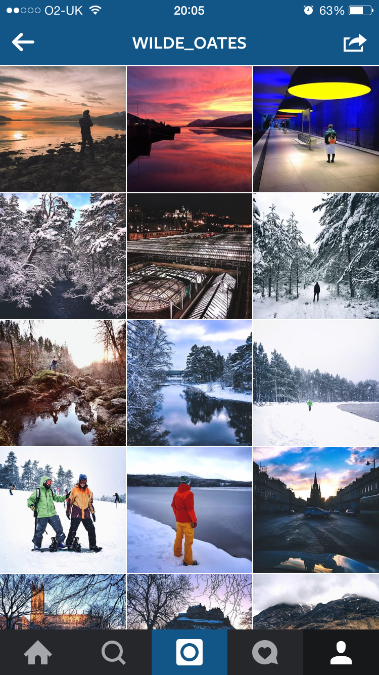 Favourite Instagrammers angeprojecteverest.blogspot.co.uk