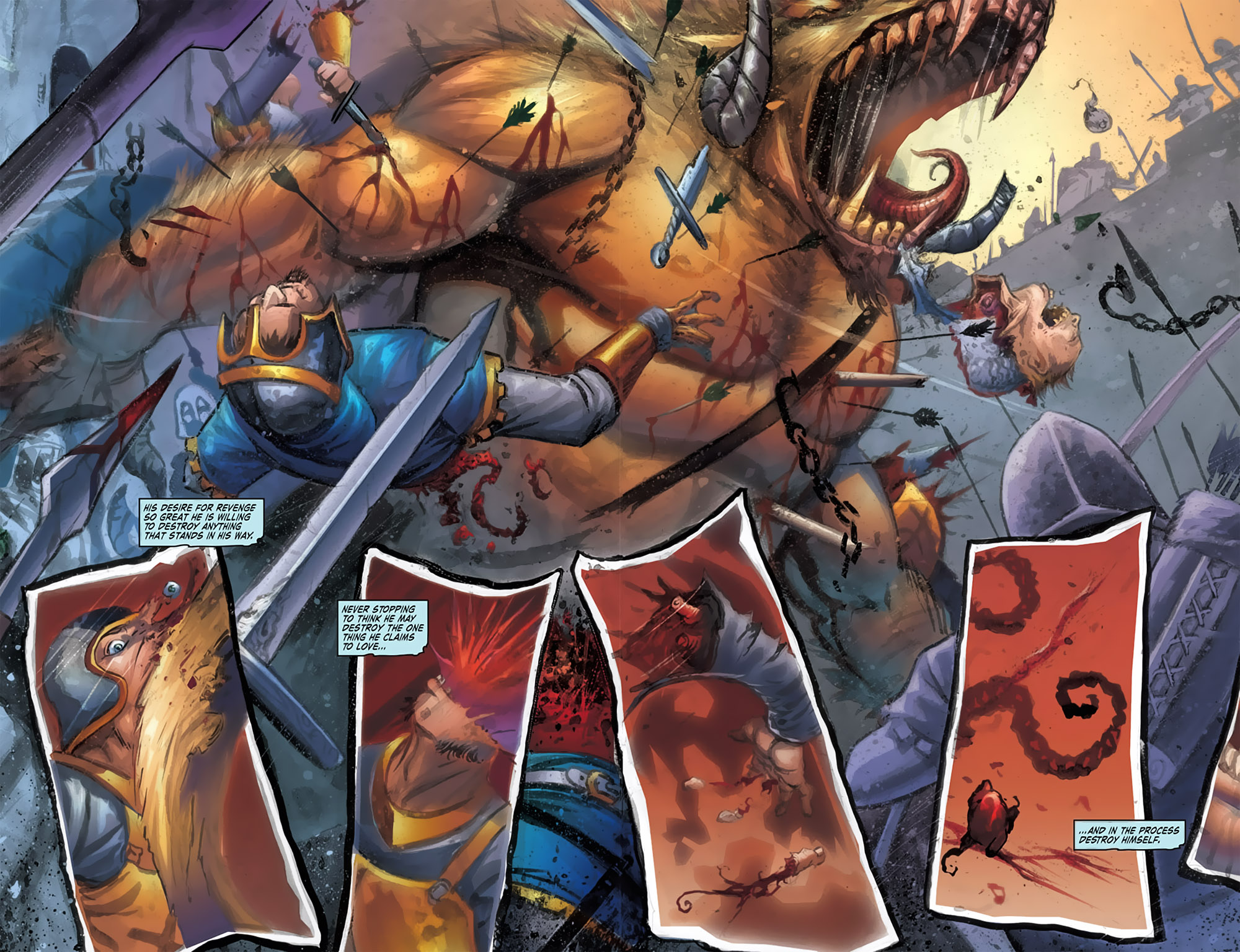 Grimm Fairy Tales (2005) Issue #14 #17 - English 10