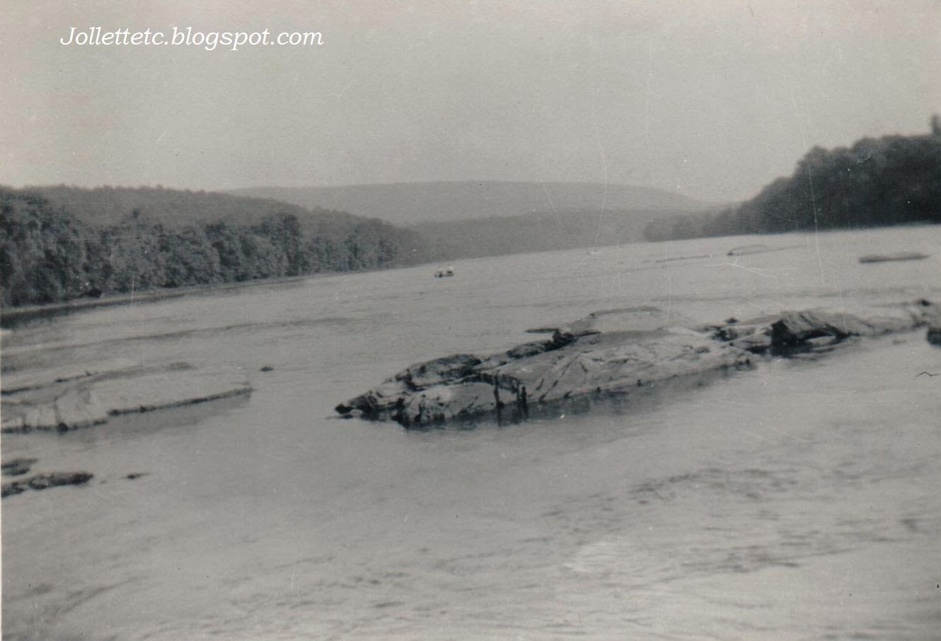 Shenandoah River Flood of 1936