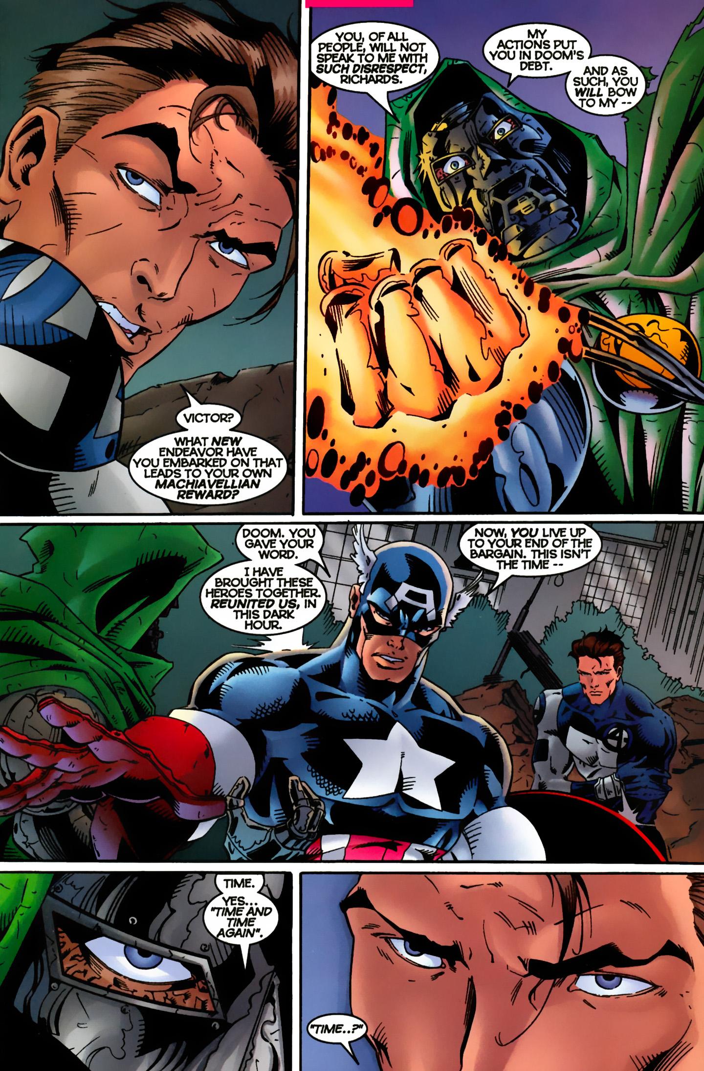 Captain America (1996) Issue #12 #15 - English 16