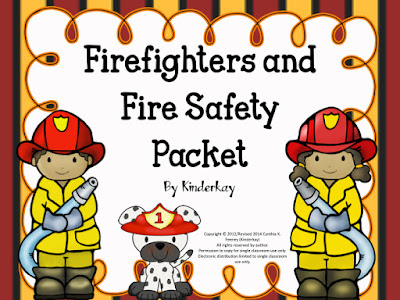 https://www.teacherspayteachers.com/Product/Firefighters-and-Fire-Safety-Literacy-Pack-355710