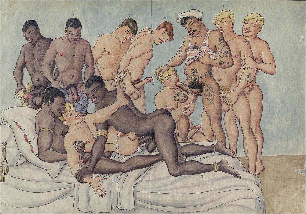 Древние Геи Порно