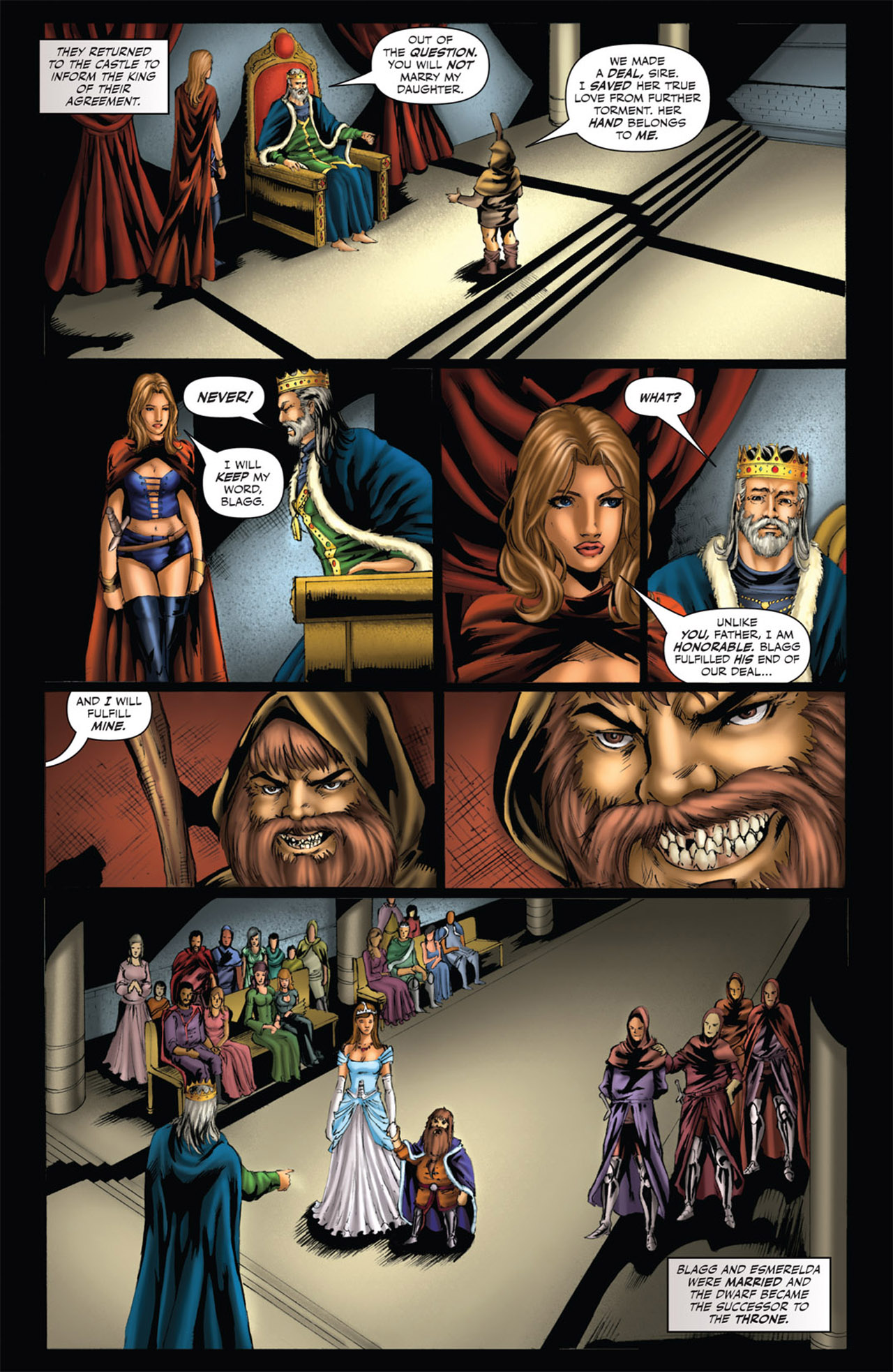 Grimm Fairy Tales (2005) Issue #53 #56 - English 16