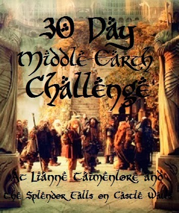 30 Day Middle Earth-Challenge