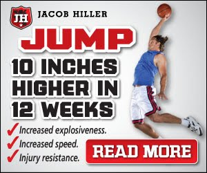 How to jump 10 inches in 3 months
