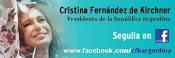 CFK en Facebook