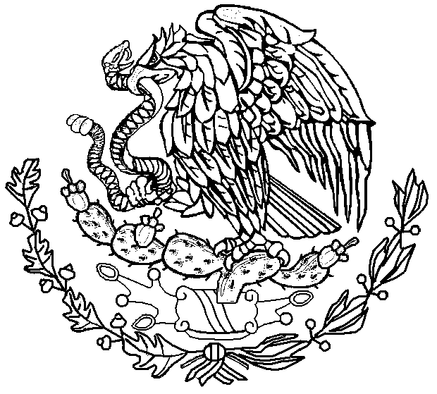 Dibujos para colorear del escudo nacional - Imagui