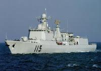 Type 051B Luhai Class Destroyer