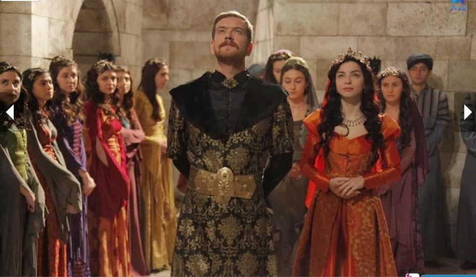 ... épisode 7 en arabe HD : harim soltan saison 4 épisode 29 en arabe