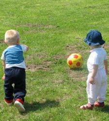 Niños, Desarrollo y Crecimiento, Dos Años y Medio