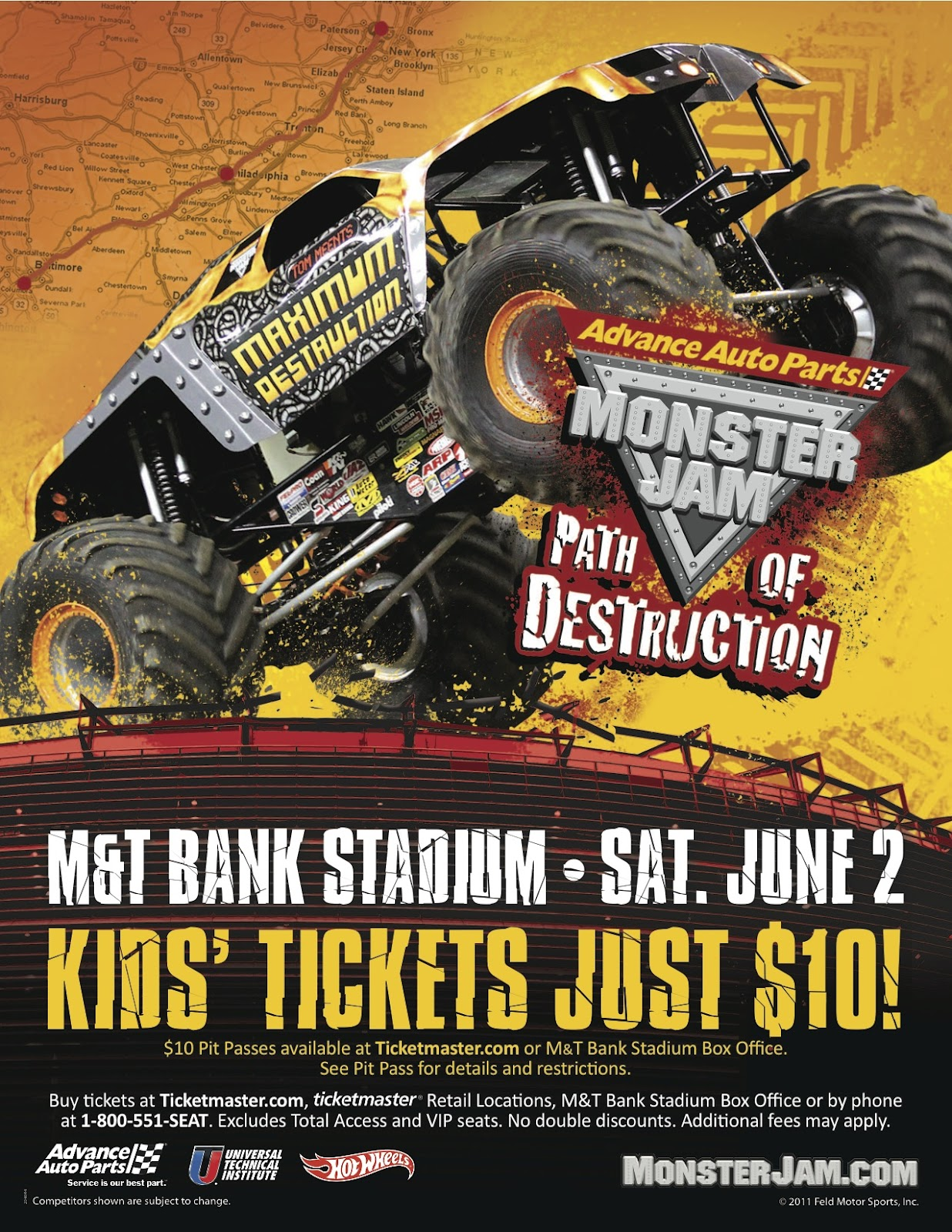 Details: Tap deal to copy the discount coupon code. Keep in mind to paste code when you have a look at. Online just. - Coupon Type: 20% Off. Promo Code: B2SW4 (89 People Used) Special Offer! 15% Off Your Order. Details: Get 15% off your order Tickets for Advance Auto Parts Monster Jam World Finals on Sale Now.