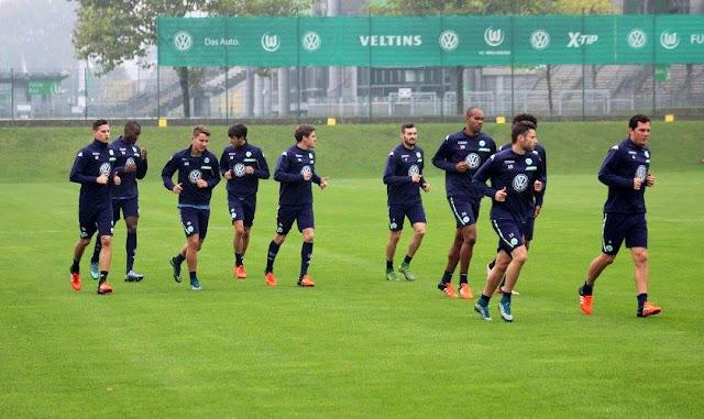 El Wolfsburgo para su nuevo centro de entrenamiento