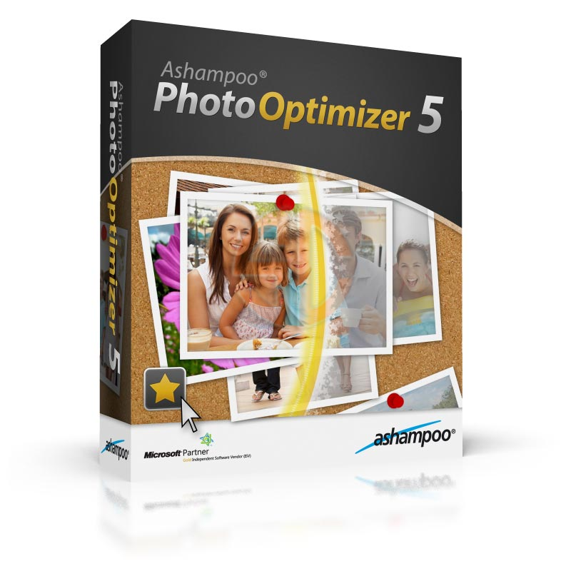 Ashampoo Photo Optimizer 5.3.0 Full Version