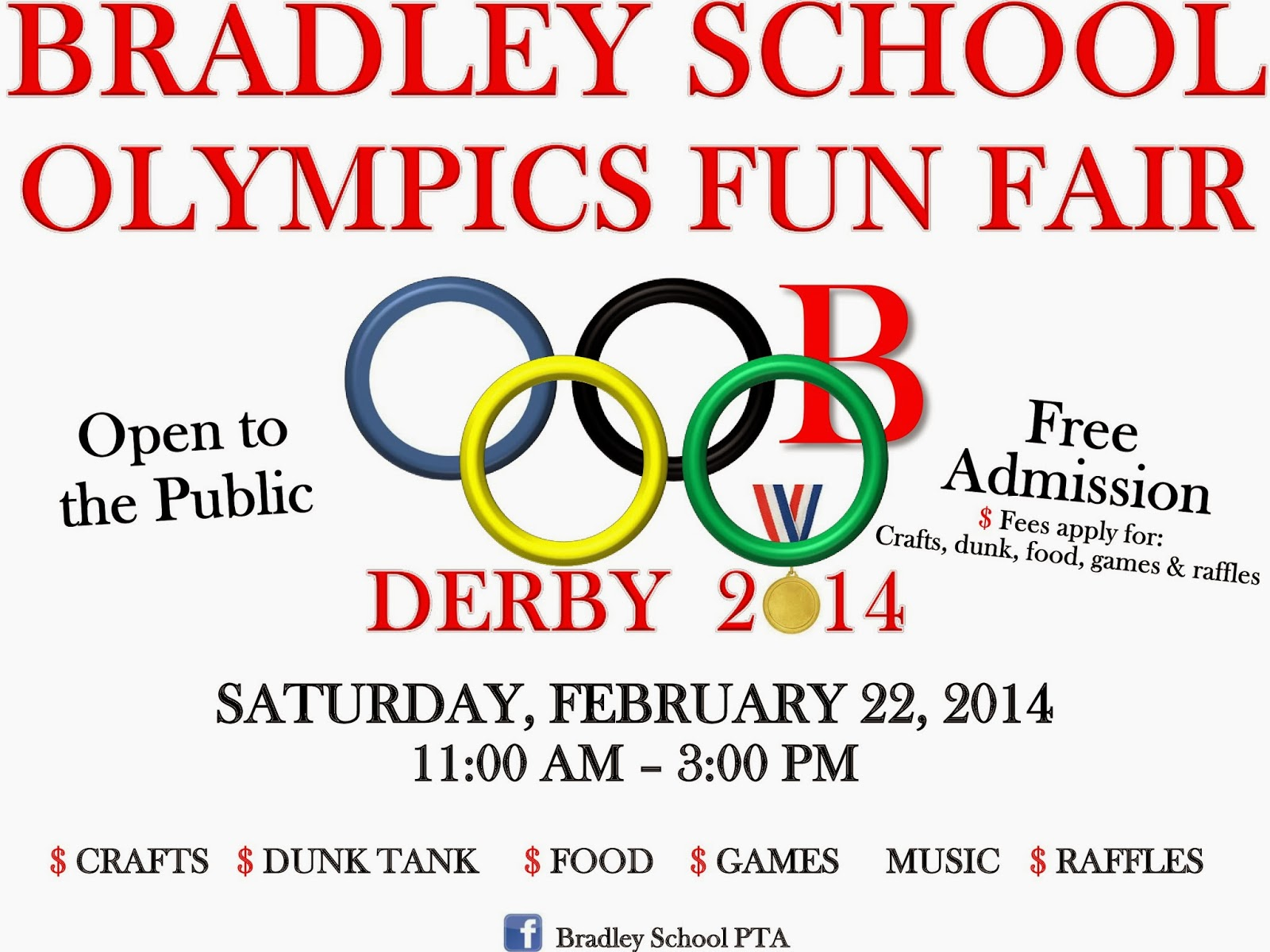 View from the valley january 2014 bradley school in derby to host fun fair malvernweather Choice Image