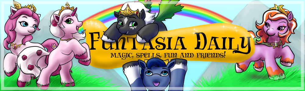 Funtasia Daily - Filly Funtasia