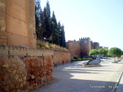 murallas Niebla, Huelva