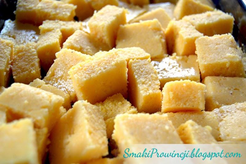 mamałyga - przepis - Smaki Prowincji