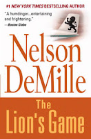 Book cover of The Lion's Game by Nelson DeMille