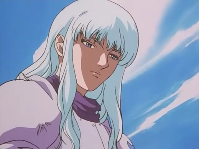 Griffith (Berserk), 7 Karakter anime cowok paling cantik