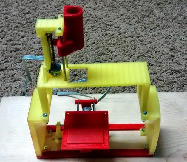 Поделки 3д принтера