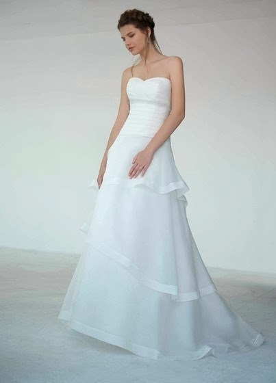 Dalin Spose Spring 2014 Bridal Collection