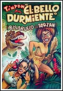 Tin Tan: El Bello Durmiente – DVDRIP LATINO