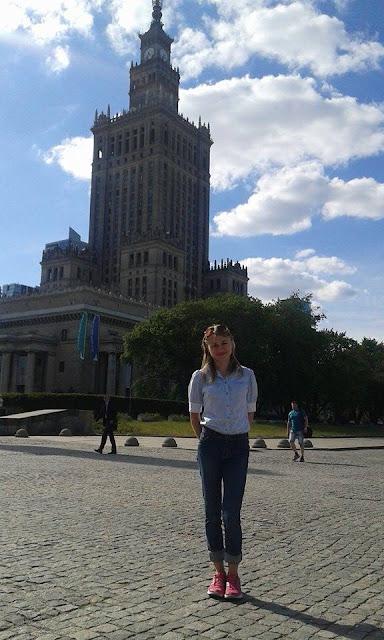 Warszawa - chillout!