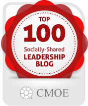 Included in Top #Leadership Blog List (2013)