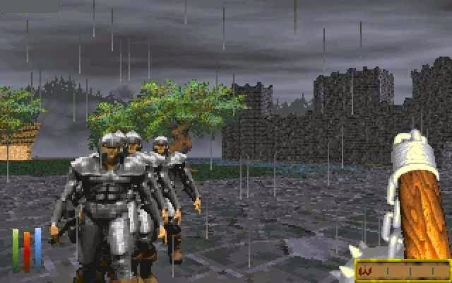 The Elder Scrolls II Daggerfall PC Game